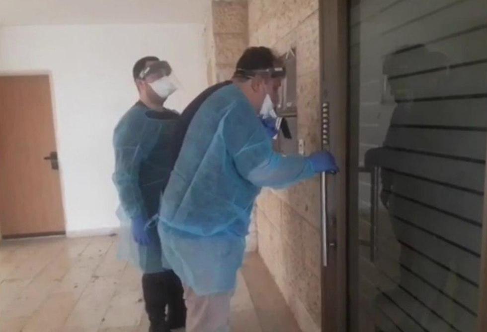 Инспекторы минздрава проверяют соблюдение карантина
