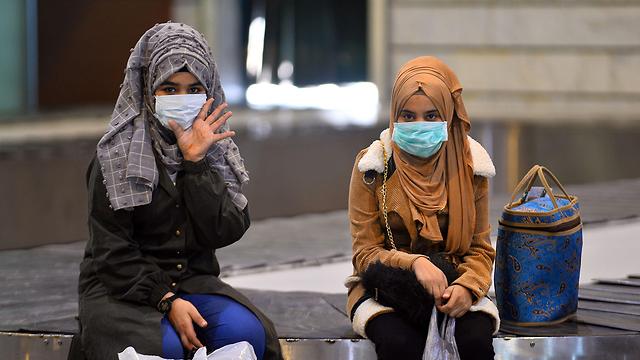 Ирак. Фото: AFP