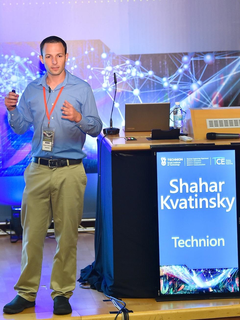 פרופ' שחר קוטינסקי  (צילום: דוברות הטכניון)