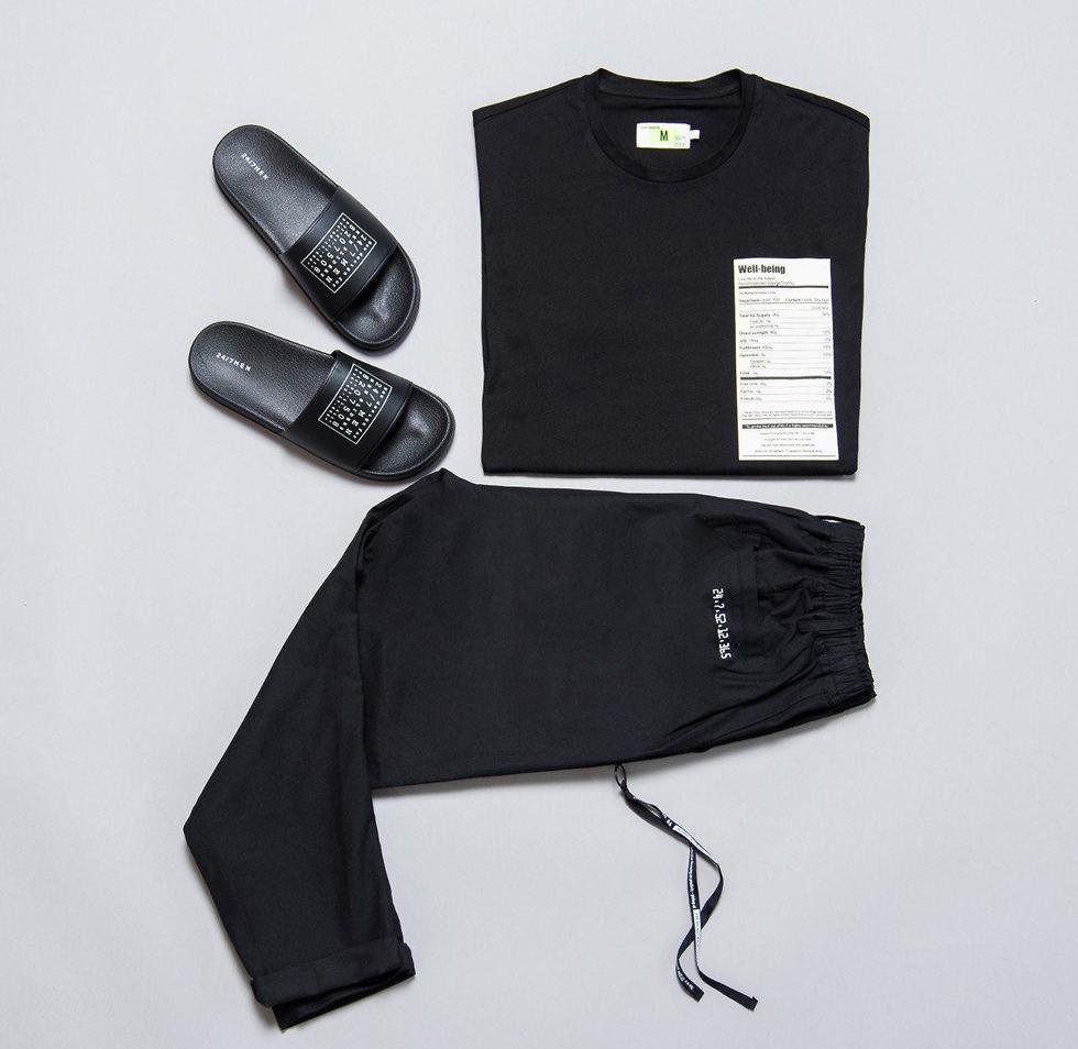 רנואר קולקציה בגדים גברים (צילום: אלעד חיזקי)