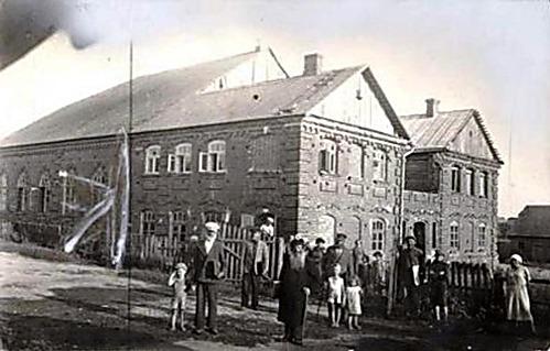 בית התפילה העתיק (הקהילה היהודית בליטא )
