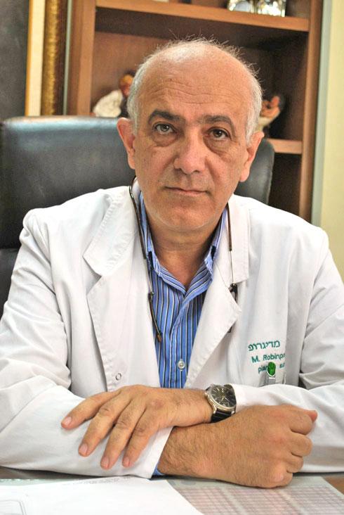 """רופא לא מנוסה יכול לגרום לסיבוכים ולתוצאה לא רצויה לכן חשוב לשים לב למי פונים כדי לבצע את ההליך. ד""""ר רובינפור (צילום: באדיבות מרפאת ד""""ר רובינפור)"""