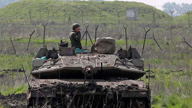 טנק מרכבה מה