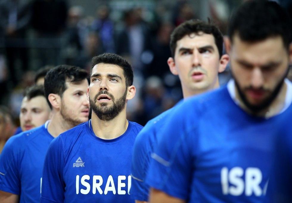 נבחרת ישראל (צילום: אורן אהרוני)