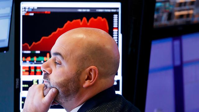 וול סטריט מפולת קורונה מסחר מניות בורסה ירידות (צילום: EPA)