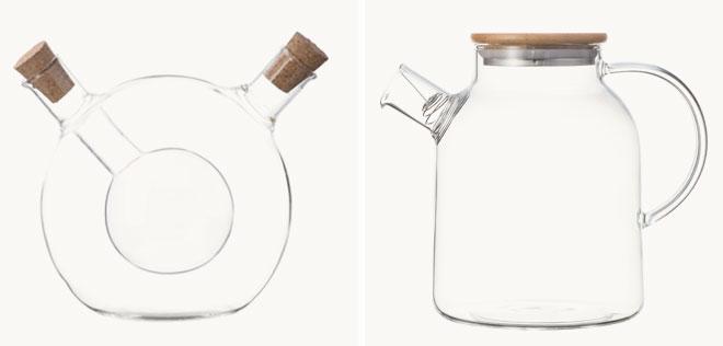 כלי זכוכית ושעם. ''פלורליס''