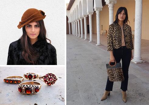 מכירת פופ-אפ: וינטג' יוקרתי. בגדים, תכשיטים וכובעים