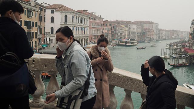 Коронавирус в Италии. Фото: АР