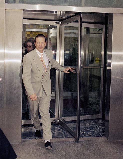 הגבר היפה מפעם נעלם. רורק, 1992 (צילום: AP)