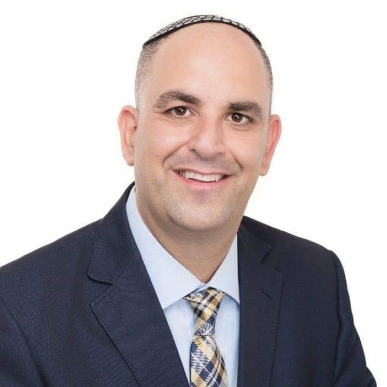 יאיר רביבו, ראש העיר (צילום: באדיבות דוברות עיריית לוד)