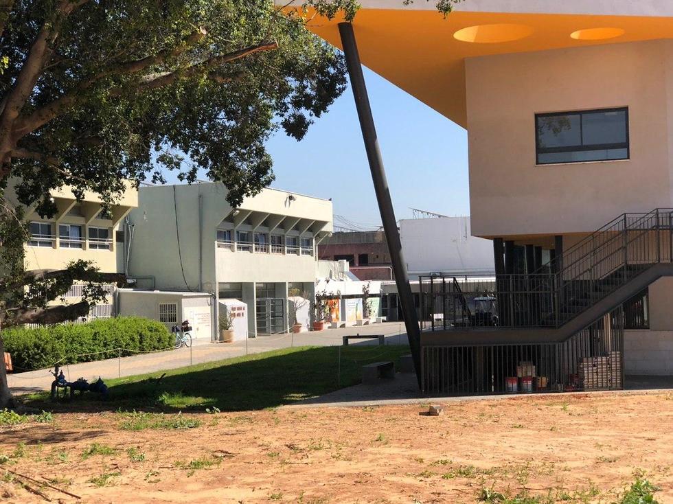 Школа регионального совета Бреннер. Фото: Надав Абес
