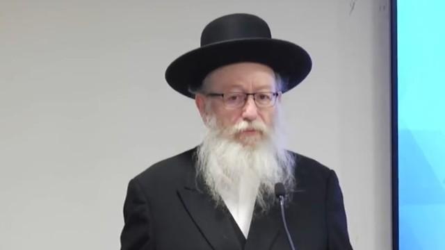 יעקב ליצמן  (צילום: משה מזרחי)