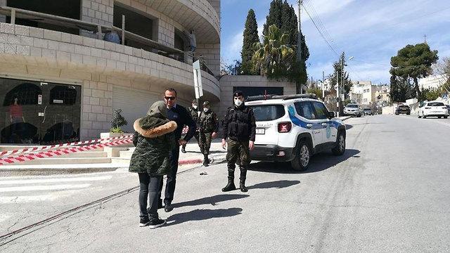 Силы безопасности ПА берут в блокаду отель с коронавирусом