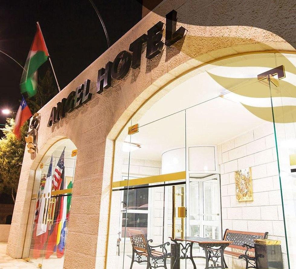 Палестинский отель, где могло начаться распространение коронавируса