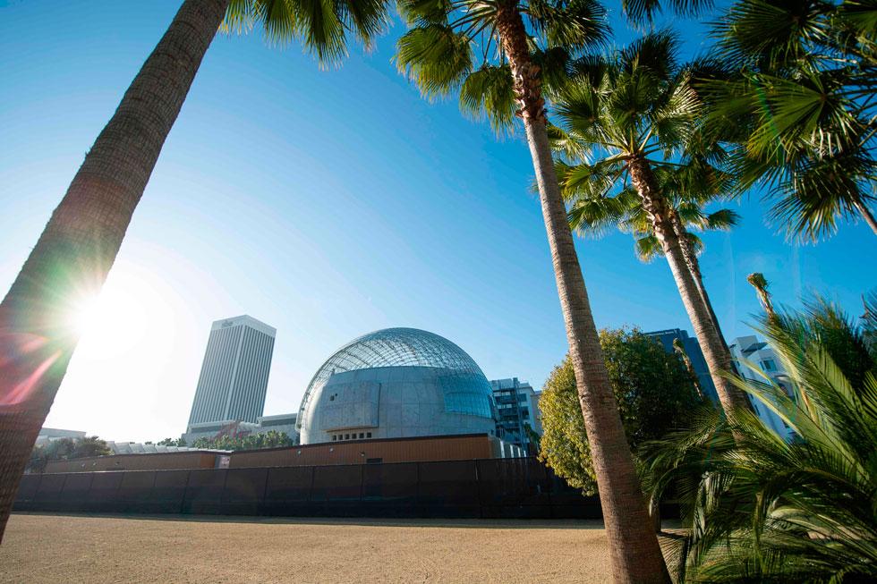 במוזיאון יוצגו אוספי האקדמיה, הכוללים 12 מיליון צילומים מתוך סטים, 190 אלף סרטים וכ-100 אלף אביזרי במה (צילום: AFP)