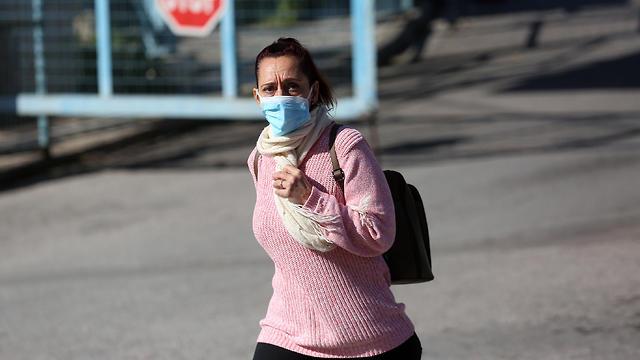Греция под угрозой коронавируса. Фото: AFP