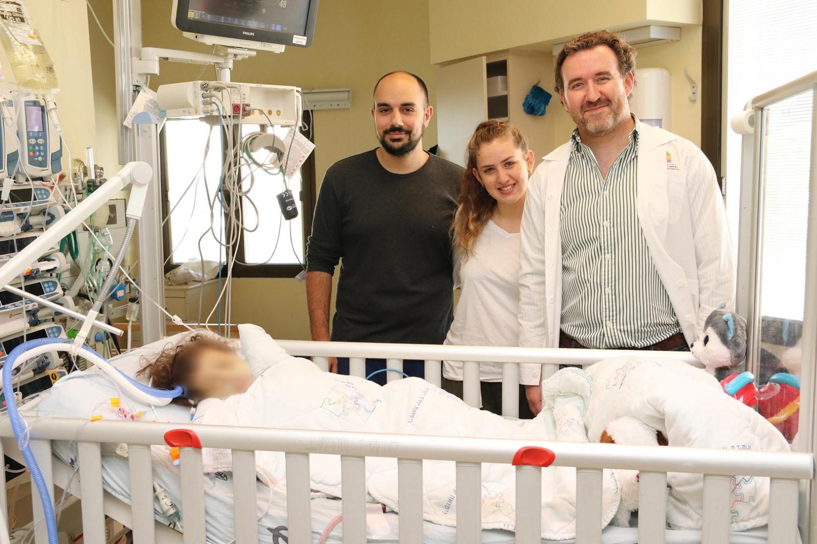 (צילום: דוברות מרכז רפואי שניידר)