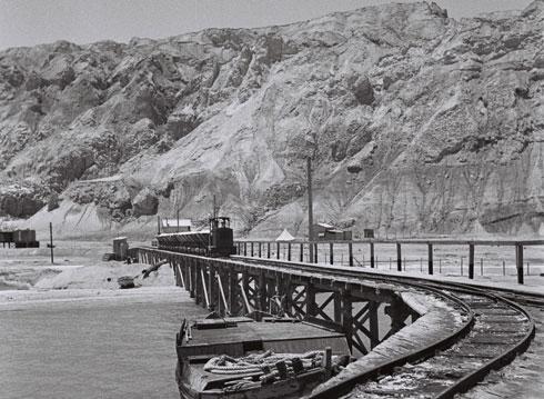 """זו תהיה רכבת היסטורית במיוחד (צילום: זולטן קלוגר, לע""""מ)"""