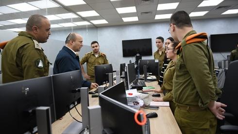 צילום: תקשורת שר הביטחון