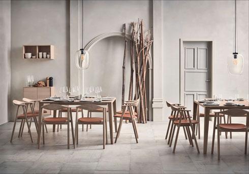 עיצוב: הנריק סוריג תומסן, עבור חברת Bolia הדנית