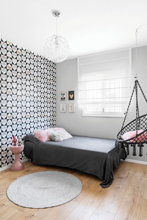 חדרה של הבת  (צילום: איתי בנית)