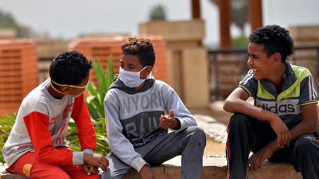 Даже дети понимают. Египет. Фото: EPA