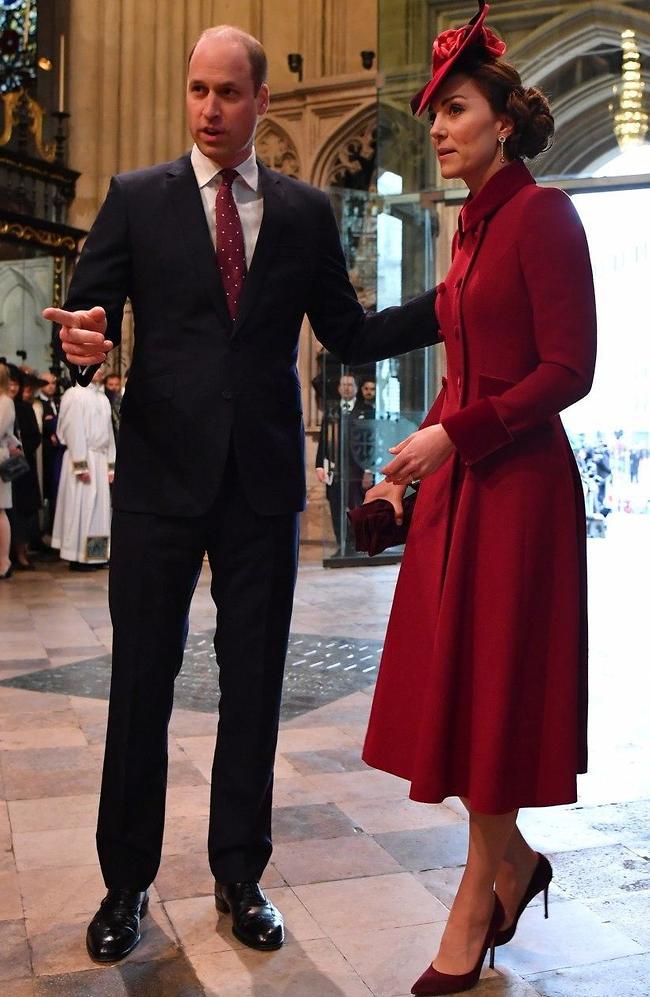 קייט מידלטון והנסיך ויליאם (Getty images)