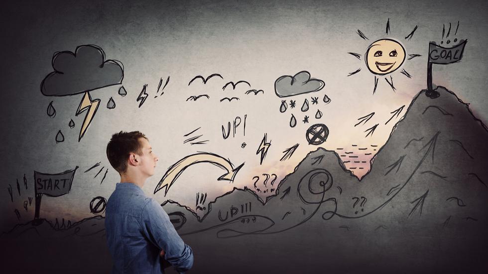 הדרך להצלחה (צילום: Shutterstock)