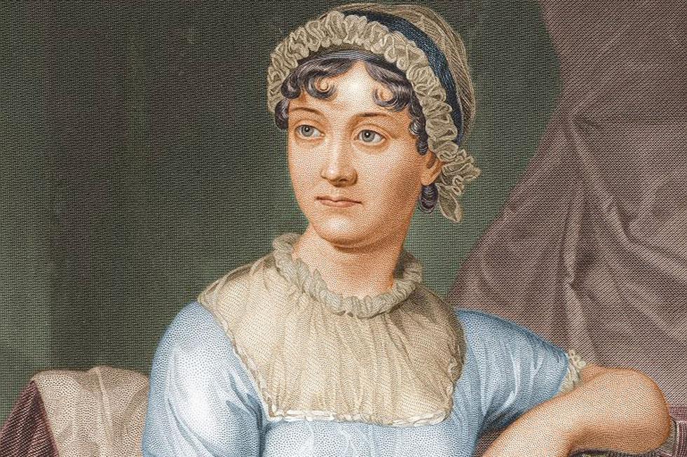 """ג'יין אוסטן. """"הייתה הדודה החביבה ביותר על הילדים במשפחה. היא השתובבה איתם, והסיפורים שסיפרה היו פשוט מקסימים"""" (איור: wikimedia, cc)"""