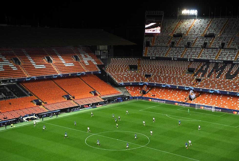 אצטדיון מסטאייה ריק (צילום: getty images)