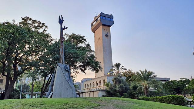אוניברסיטת בר אילן (צילום: דנה קופל)