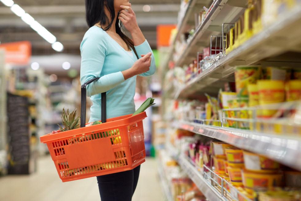 הולכים עם רשימת קניות מסודרת לסופר? (צילום: shutterstock)