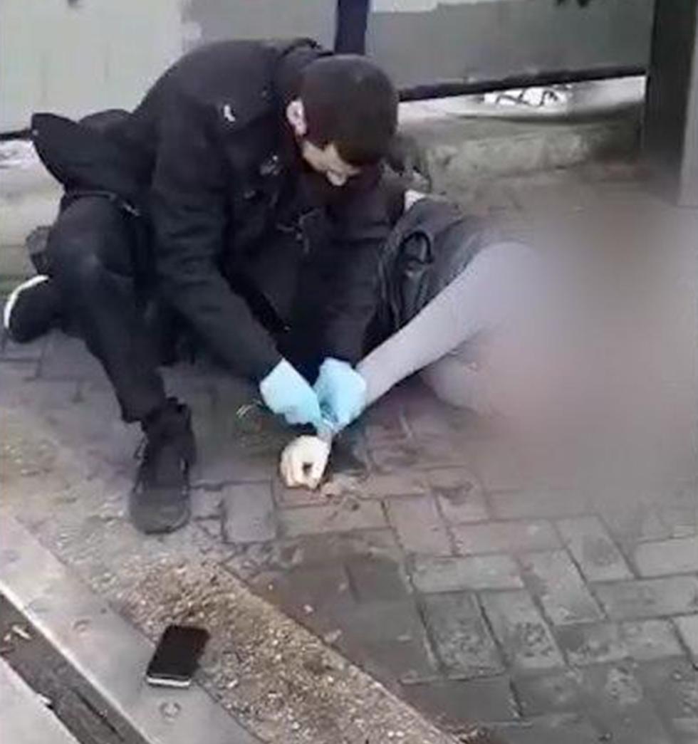 Задержание нарушителя карантина