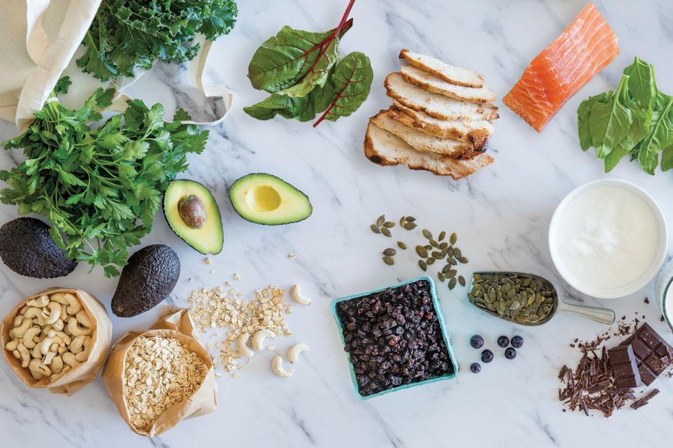 הפחמימות די מושמצות בדיאטות הרזיה למיניהן אך כדאי לקחת בחשבון שיש להם השפעה מיטיבה על הרוגע הנפשי (צילום: יוסי סליס, סגנון: נטשה חיימוביץ')