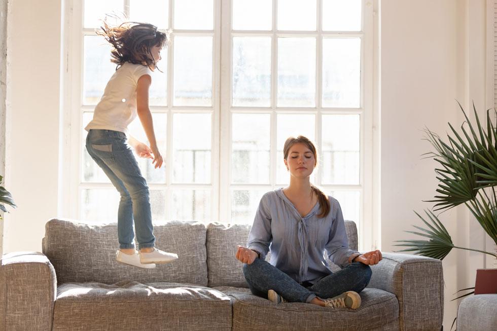 לנשום  לאט ולרקוד מהר (צילום: Shutterstock)
