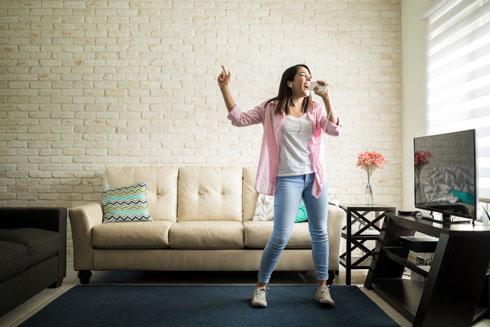 חמש דקות של ריקוד מפחיתות את רמות הסטרס באופן ניכר (צילום: Shutterstock)