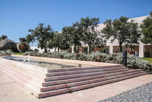 מרכז התרבות Belen בבירת פורטוגל (צילום: lauravr/Shutterstock)