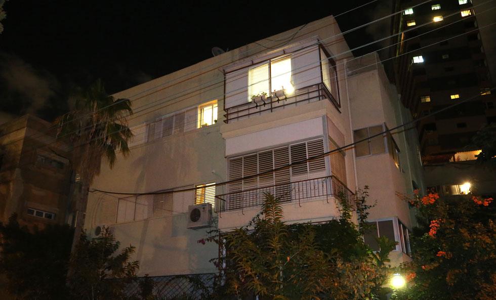 ביתו של איינשטיין ברחוב חובבי ציון בתל אביב. שום דבר בחוץ לא משך את ליבו (צילום: צביקה טישלר)