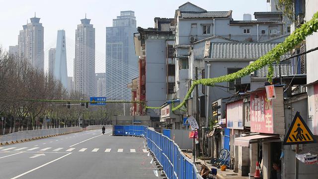 ווהאן, סין (צילום: AFP)