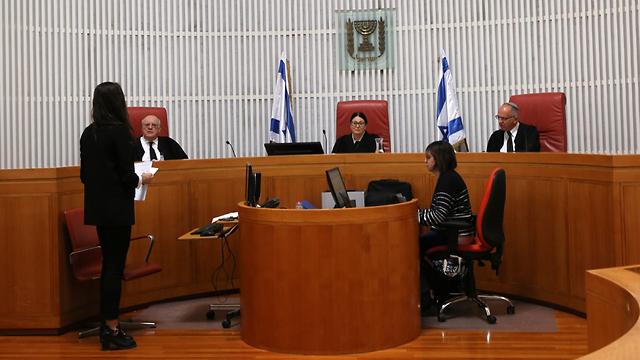 בית המשפט העליון: עתירה העוסקת בהפעלת אמצעים אלקטרוניים בעת משבר הקורונה (צילום: אלכס קולומויסקי)