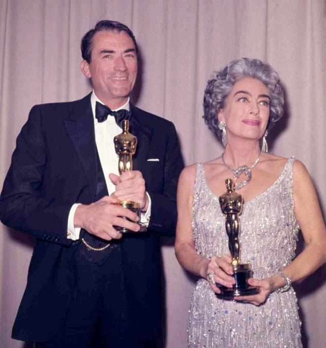 קרופורד וגרגורי פק, 1963 (צילום: AP)