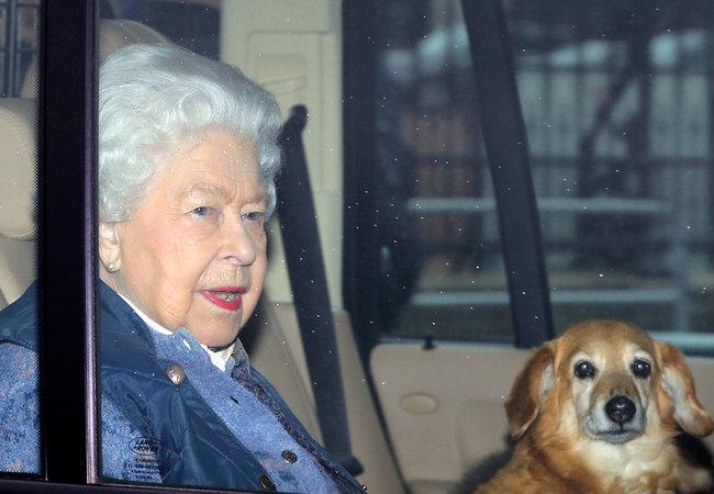 המלכה אליזבת' (צילום: AP)