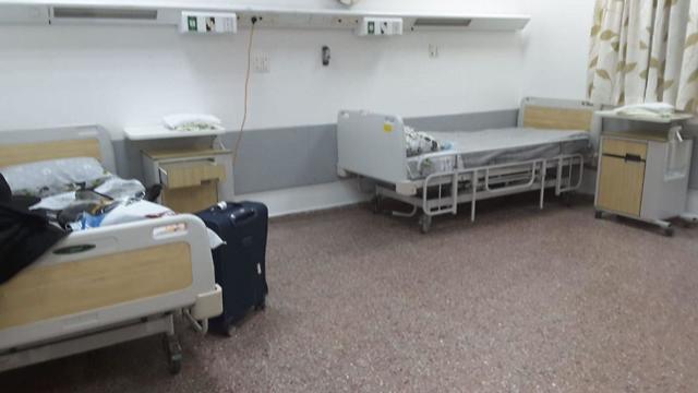 בית החולים שמואל הרופא אליו יועברו החב
