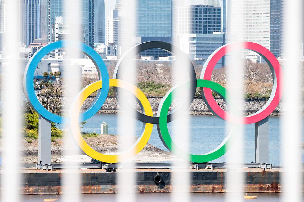 אולימפיאדת טוקיו (צילום: AFP)