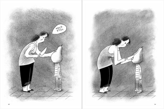 קומיקס: עומר הופמן (באדיבות עומר הופמן)