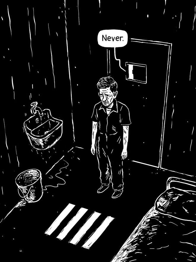 קומיקס: עומר פורת (באדיבות עומר הופמן)
