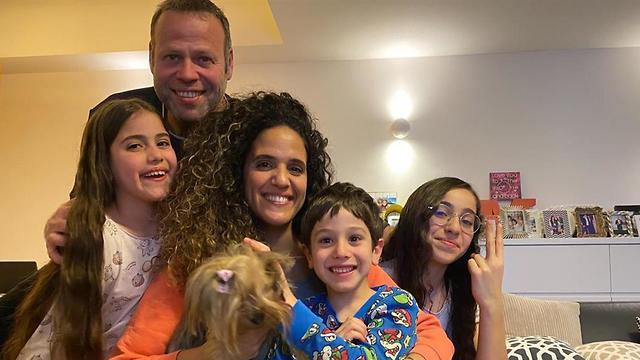 משפחת מילר (צילום: אלבום פרטי)