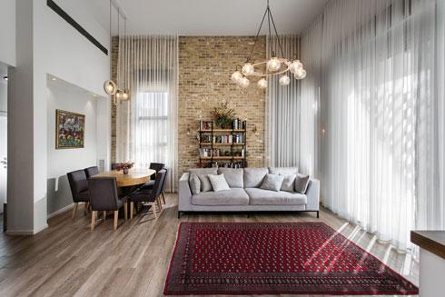 """""""בית מעוצב נכון יגרום לכם להרגיש טוב""""  (צילום: דרור קליש)"""