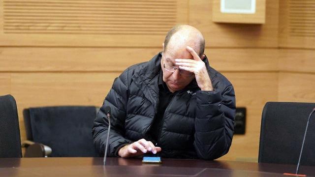 משה יעלון (צילום: דוברות הכנסת, שמוליק גרוסמן)