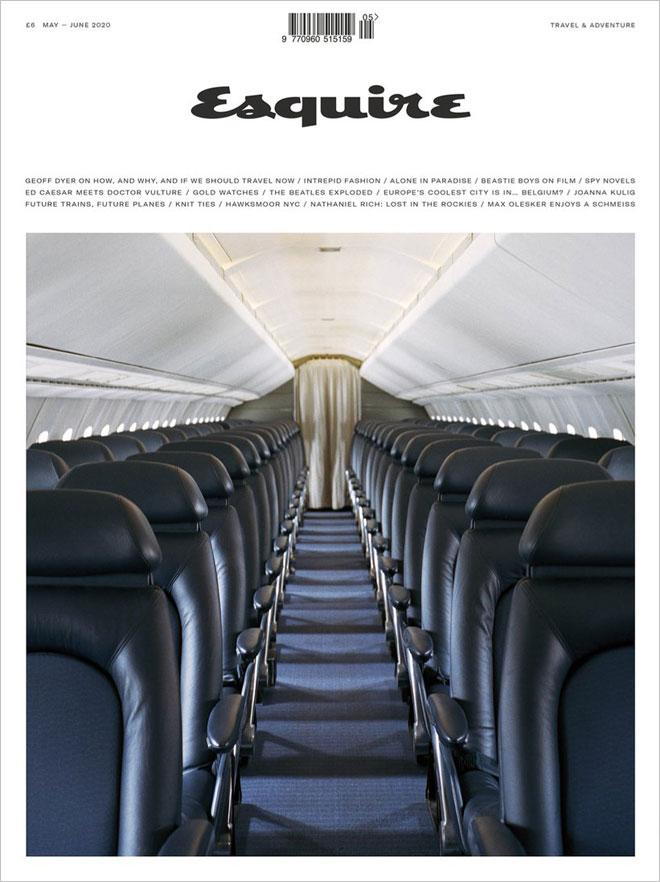 Esquire UK, מאי-יוני 2020